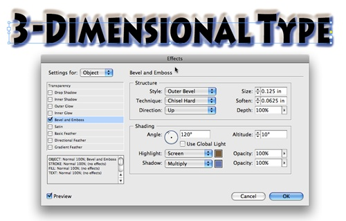Five Adobe InDesign CS5 Tips in Five Days: Tip 5 - How to