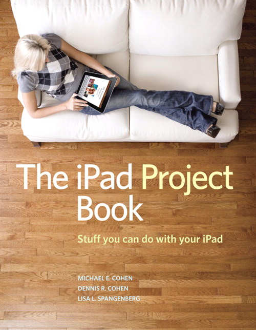 iPad Project Book, Portable Documents, The