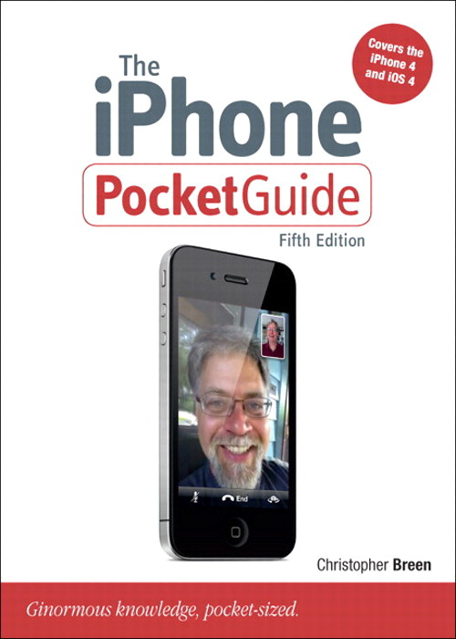 iPhone Pocket Guide, Portable Documents, The, 5th Edition