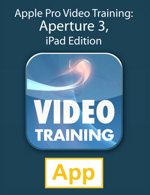 Pro Video Training for Aperture 3, ipad App