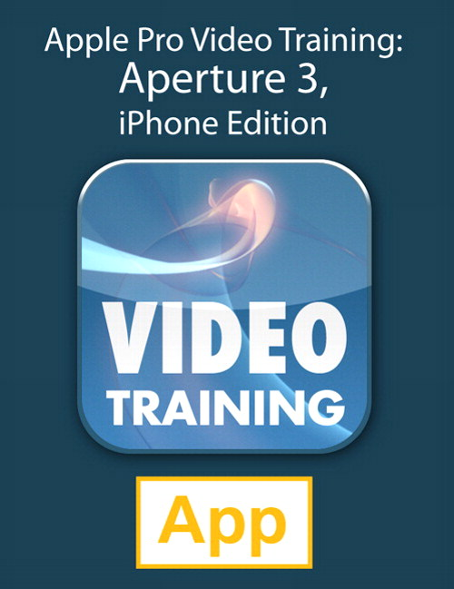 Pro Video Training for Aperture 3, iPhone App