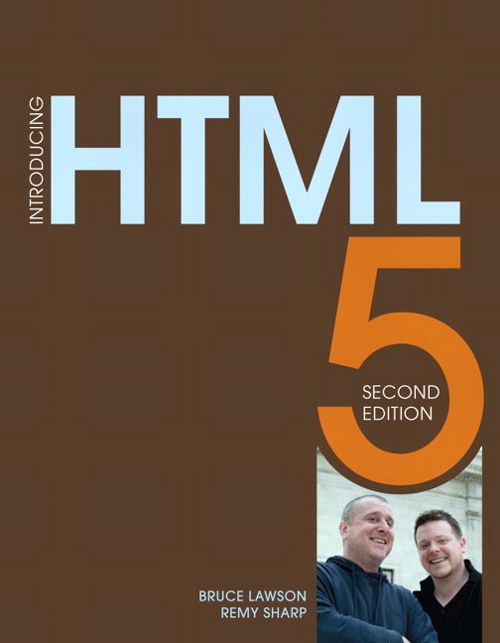 Introducing HTML5, 2nd Edition