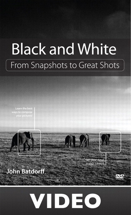 Black and White: From Snapshots to Great Shots (Streaming Video)