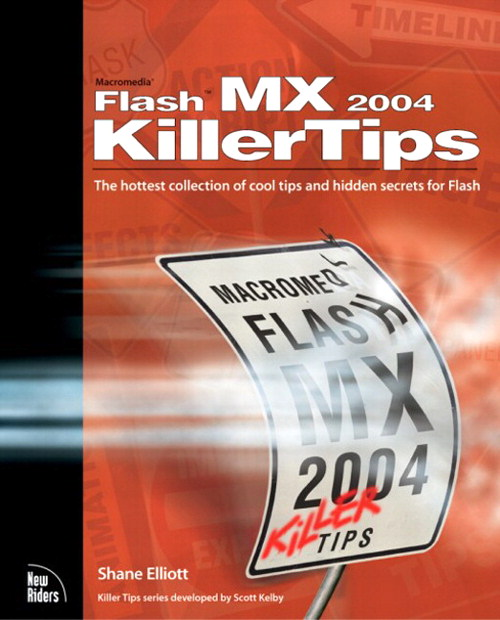 Macromedia Flash MX 2004 Killer Tips
