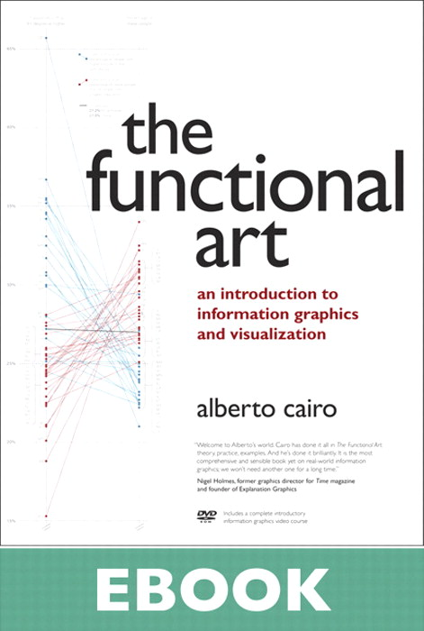Functional Art, The: An introduction to information graphics and visualization