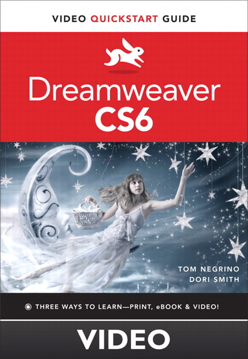 Dreamweaver CS6: Video QuickStart