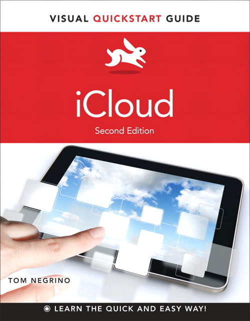 iCloud: Visual QuickStart Guide, 2nd Edition