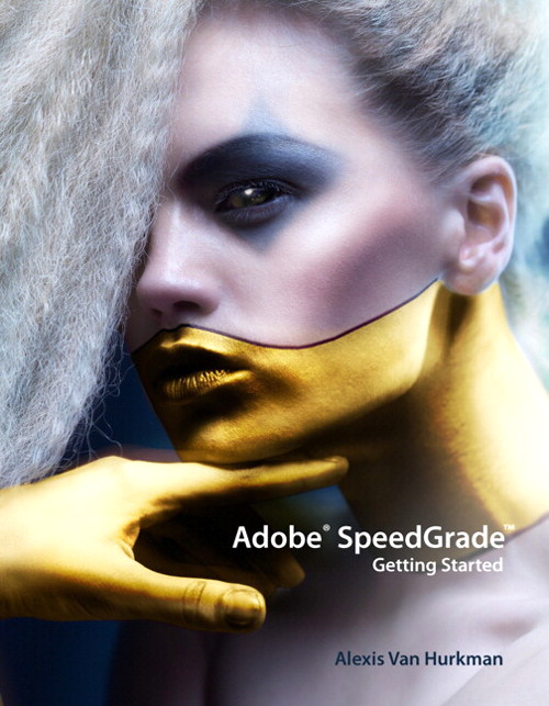 Adobe SpeedGrade: Getting Started