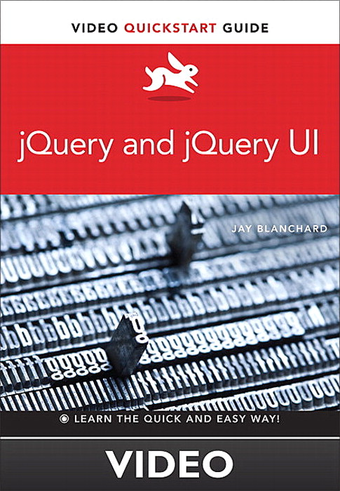 Using jQuery UI Widgets