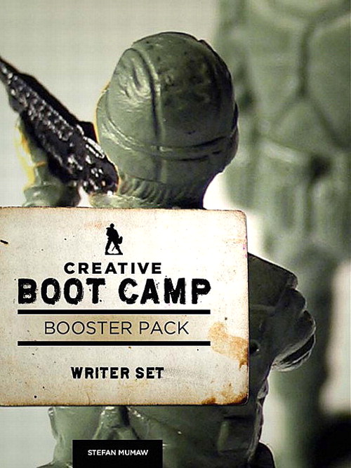 Creative Boot Camp 30-Day Booster Pack: Writer