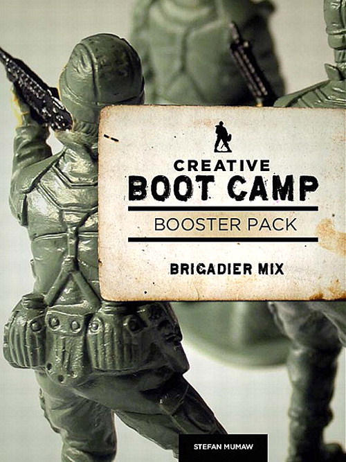 Creative Boot Camp 30-Day Booster Pack: Brigadier Mix