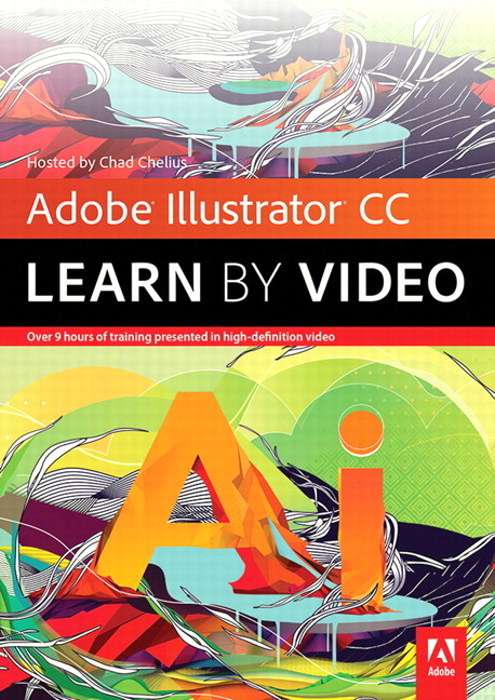 Adobe Illustrator CC: Learn by Video