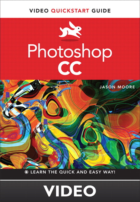 Photoshop CC: Video QuickStart