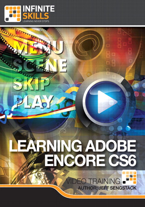 Learning Adobe Encore CS6