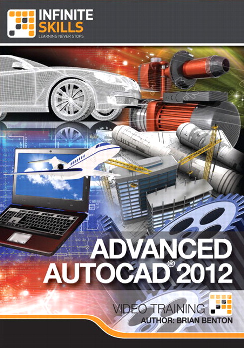 Advanced AutoCAD 2012