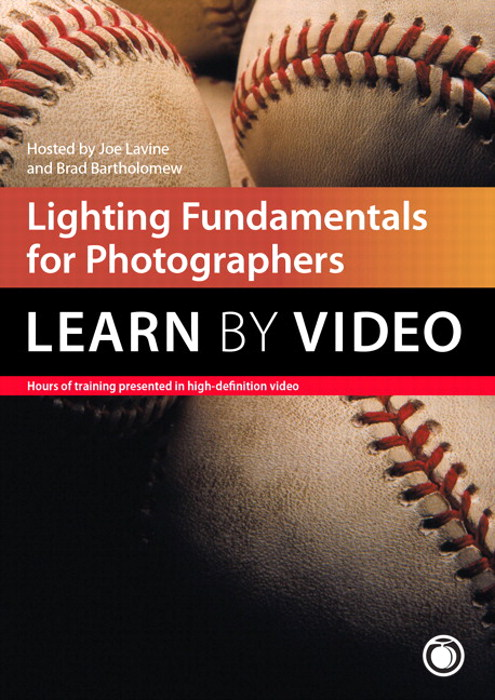 Lighting Fundamentals for Photographers: Learn by Video