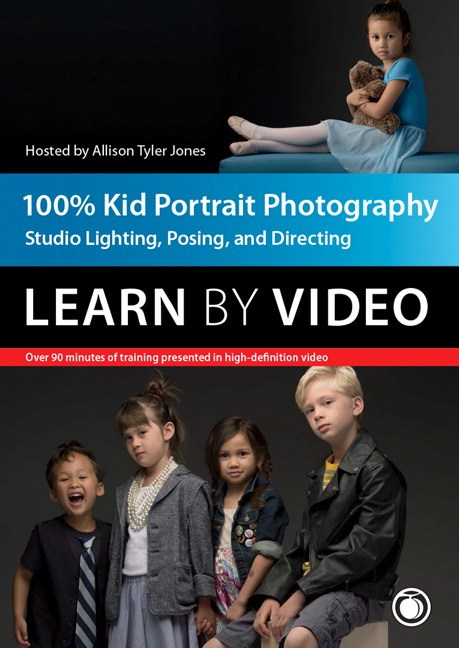 100% Kid Portrait Photography