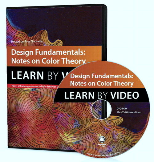 Design Fundamentals: Notes on Color Theory: Learn by Video