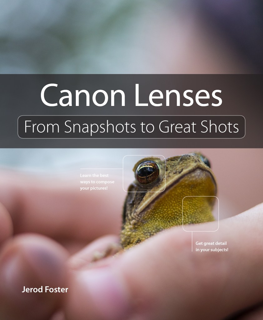 Canon Lenses: From Snapshots to Great Shots