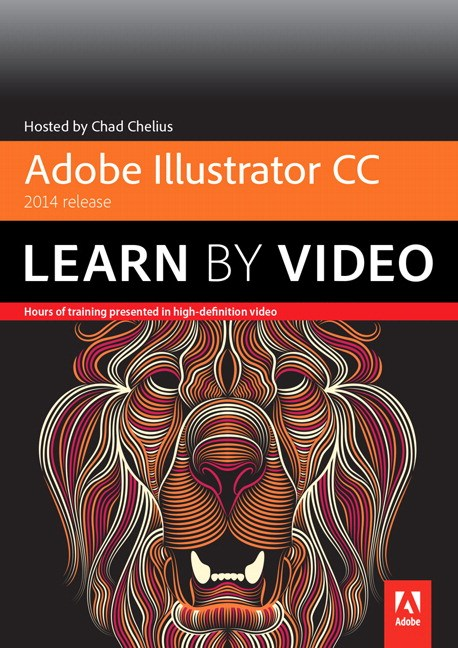 Adobe Illustrator CC Learn by Video (2014 release)