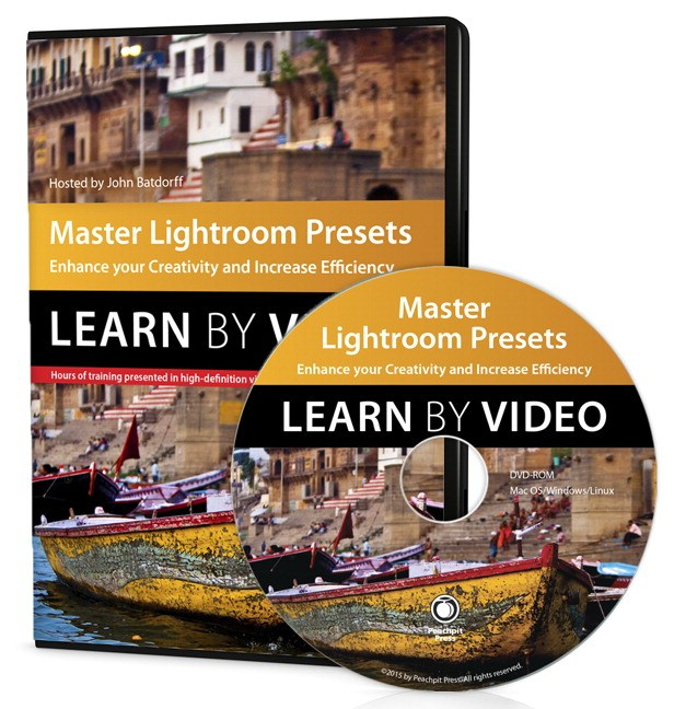 Master Lightroom Presets Learn by Video: Enhance your Creativity and Increase Efficiency