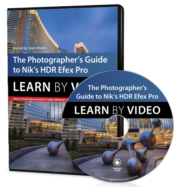 Photographer's Guide to HDR Efex Pro, The: Learn by Video