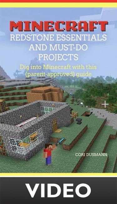 Minecraft Redstone Essentials and Must-Do Projects