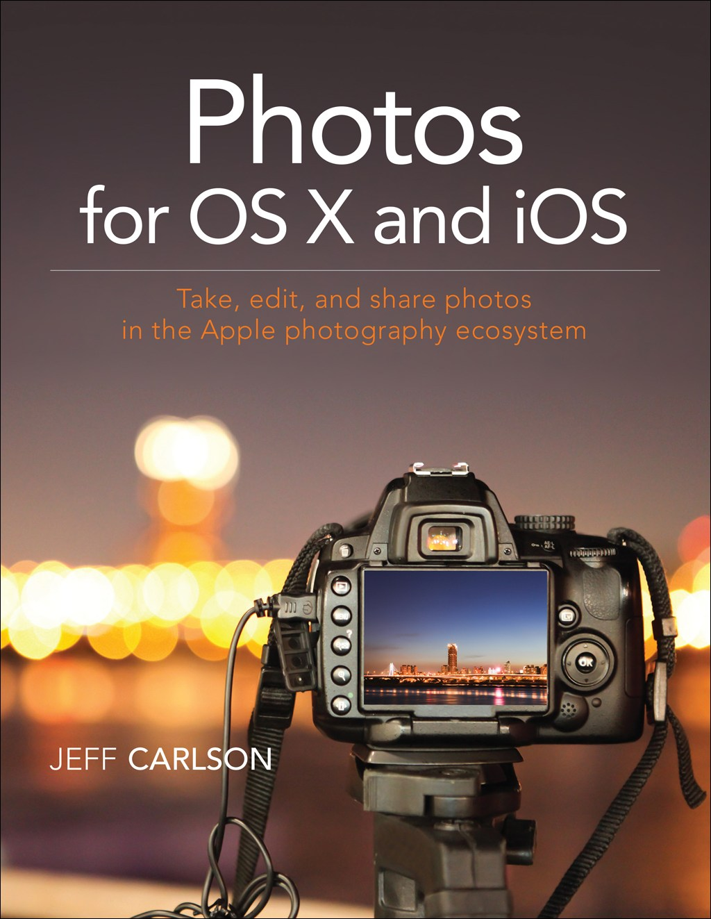 Photos for OS X Book