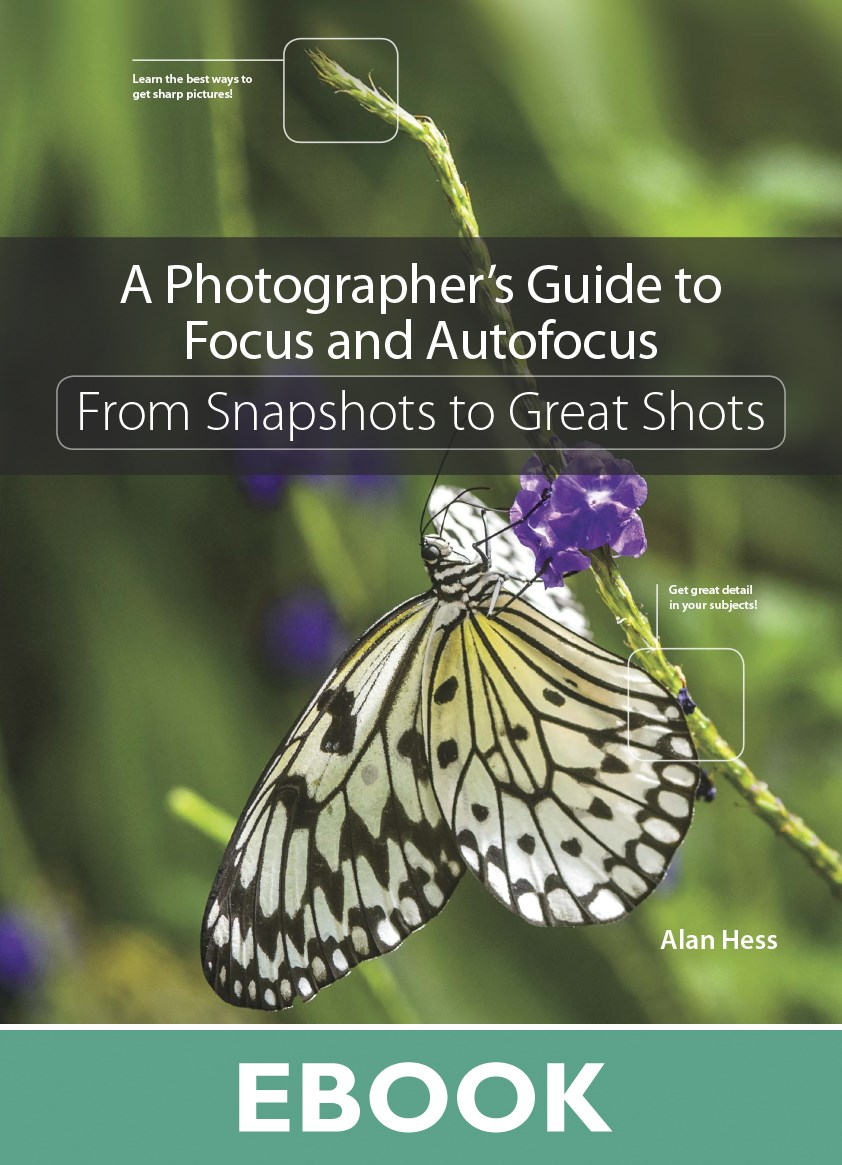 Photographer's Guide to Focus and Autofocus, A: From Snapshots to Great Shots