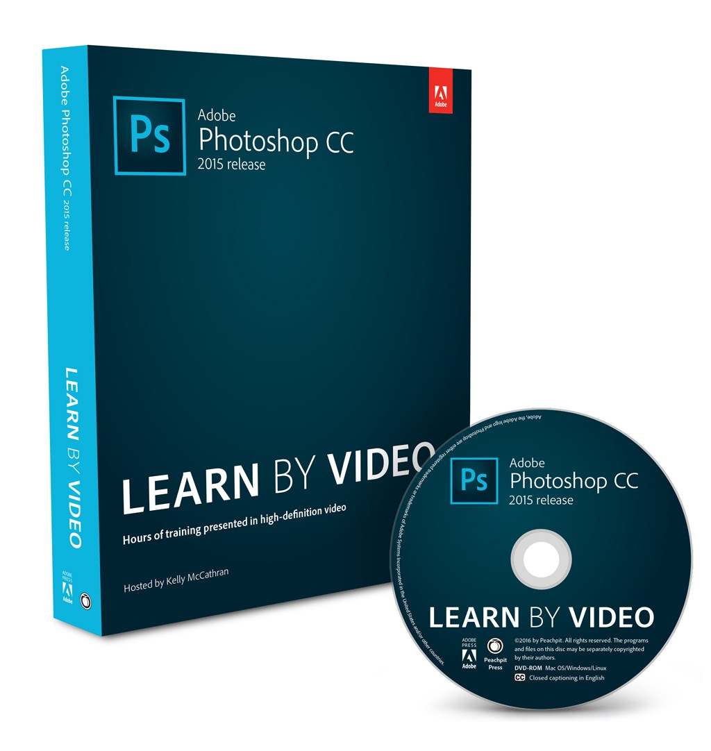Learn By Video Series - Adobe Press