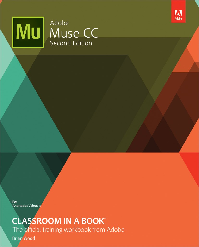 Adobe Muse CC Classroom in a Book, Web Edition, 2nd Edition
