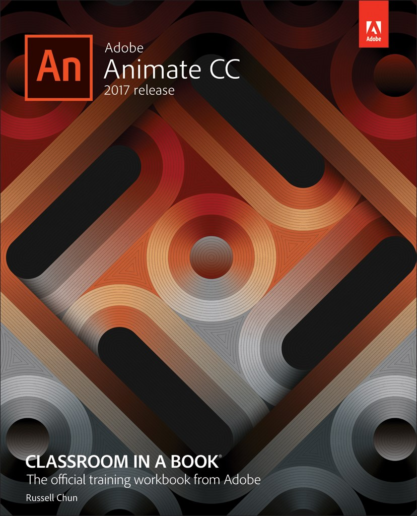 Adobe Animate CC Classroom in a Book (2017 release), Web Edition