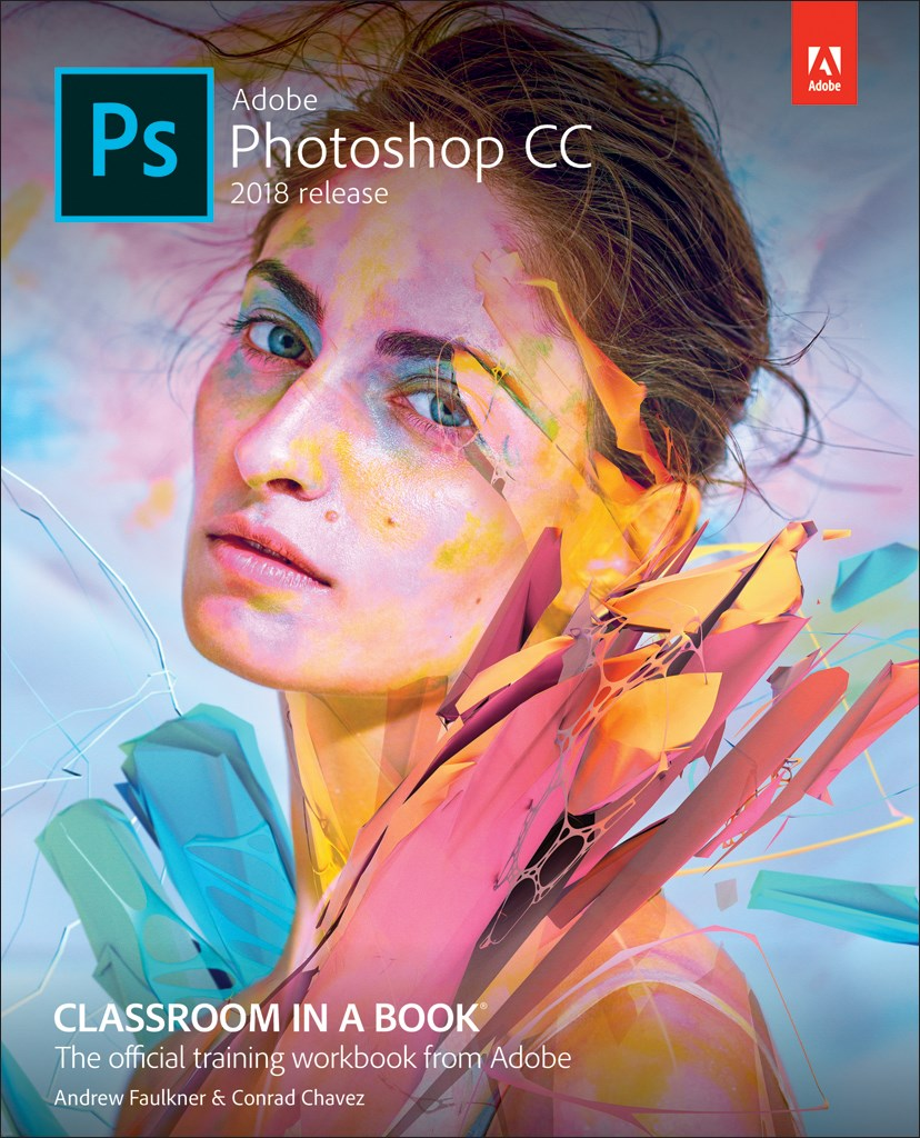Adobe Photoshop CC Classroom in a Book (2018 release), Web Edition
