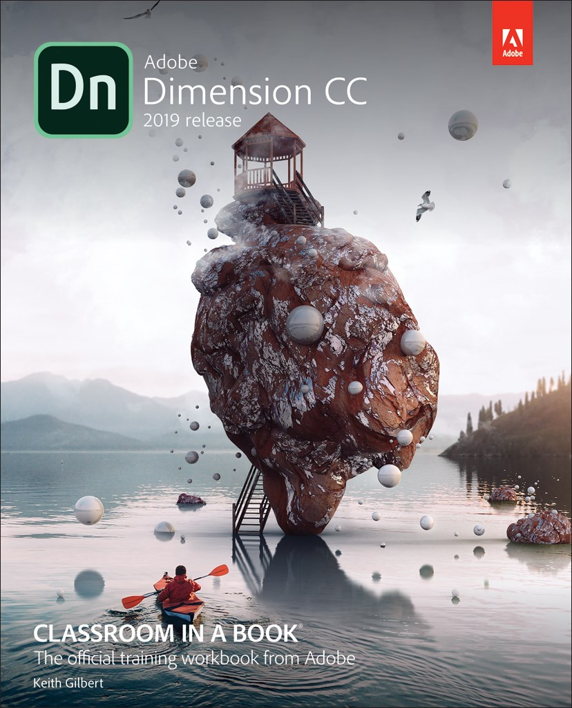 Adobe Dimension CC Classroom in a Book (2018 release)