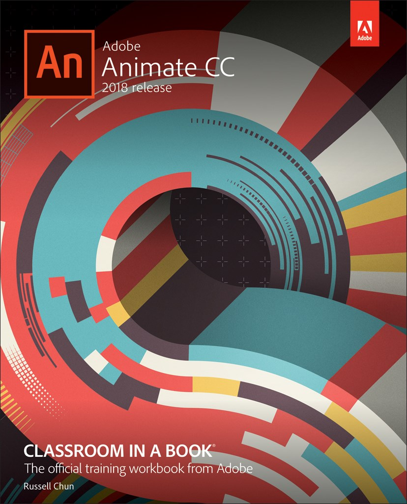 Adobe Animate CC Classroom in a Book (2018 release), Web Edition