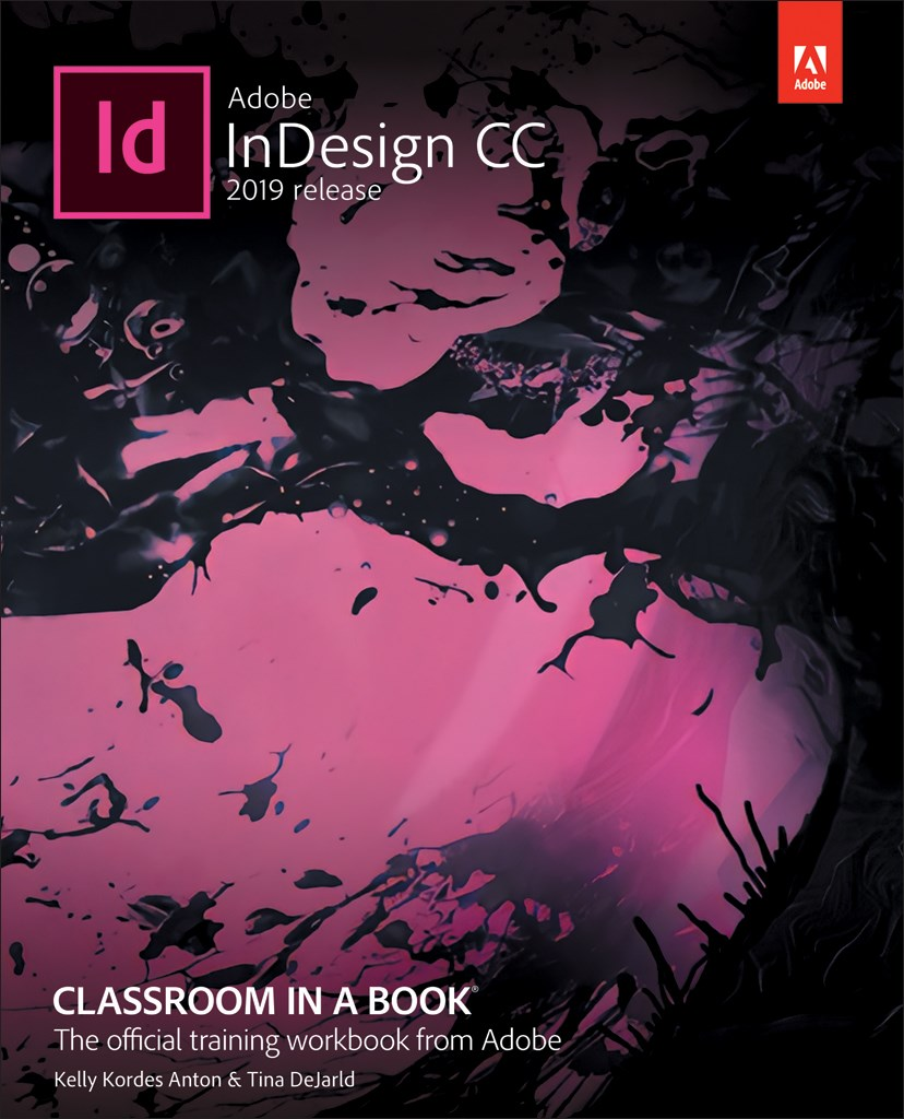 Adobe InDesign CC Classroom in a Book (2019 Release)