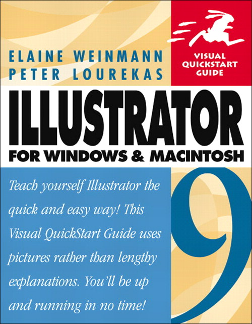 Illustrator 9 for Windows and Macintosh: Visual QuickStart Guide