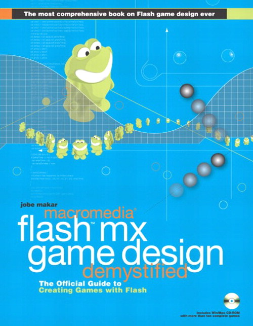Macromedia Flash MX Game Design Demystified