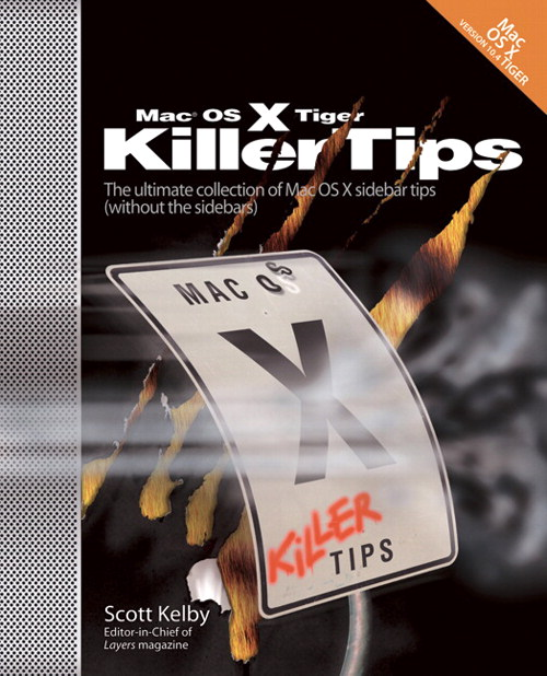 Mac OS X Tiger Killer Tips