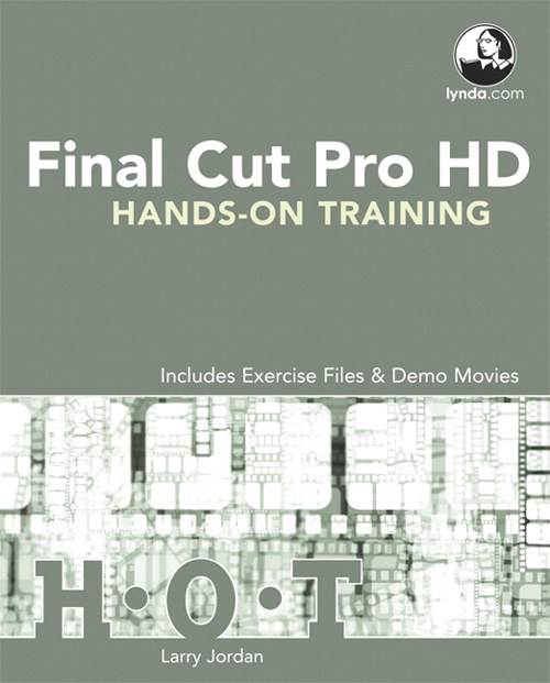 Final Cut Pro HD Hands-On Training