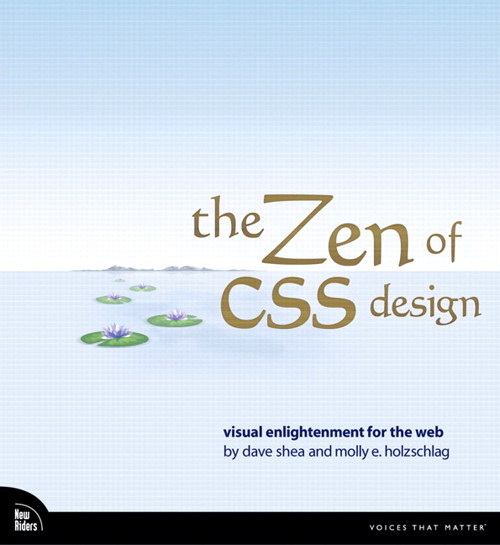 the zen of css design - wikipedia