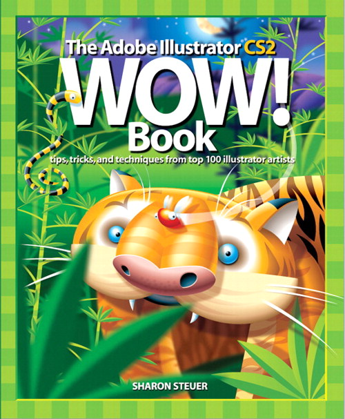 Adobe Illustrator CS2 Wow! Book, The