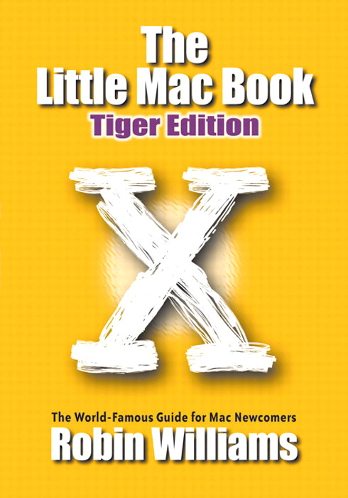 Little Mac Book, Tiger Edition, The
