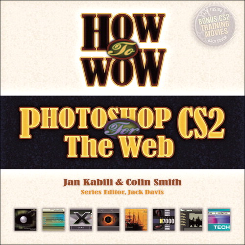 How to Wow: Photoshop CS2 for the Web