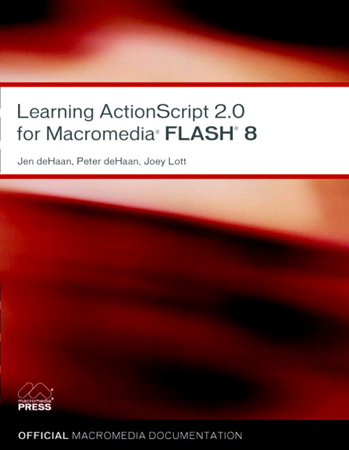 Learning ActionScript 2.0 for Macromedia Flash 8