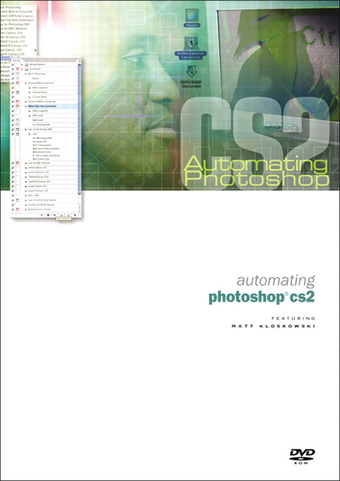 Automating Photoshop CS2 DVD