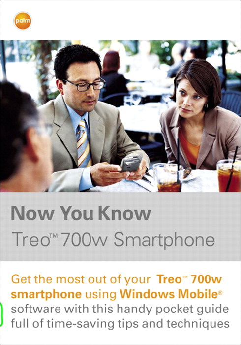 Now You Know Treo 700w Smartphone