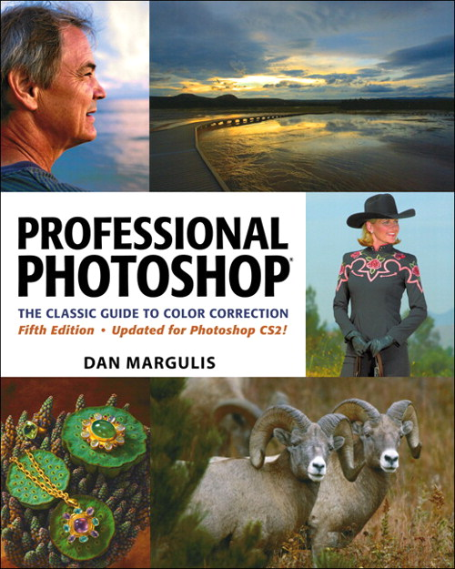 Professional Photoshop: The Classic Guide to Color Correction, 5th Edition