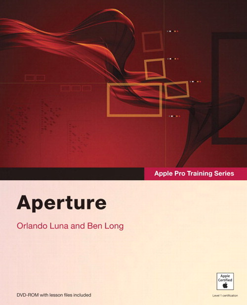 Apple Pro Training Series: Aperture