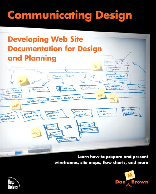 Communicating Design: Developing Web Site Documentation for Design and Planning, Adobe Reader